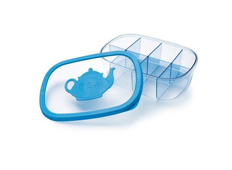 Контейнер Snips для пакетиков чая с разделителем, 3 л