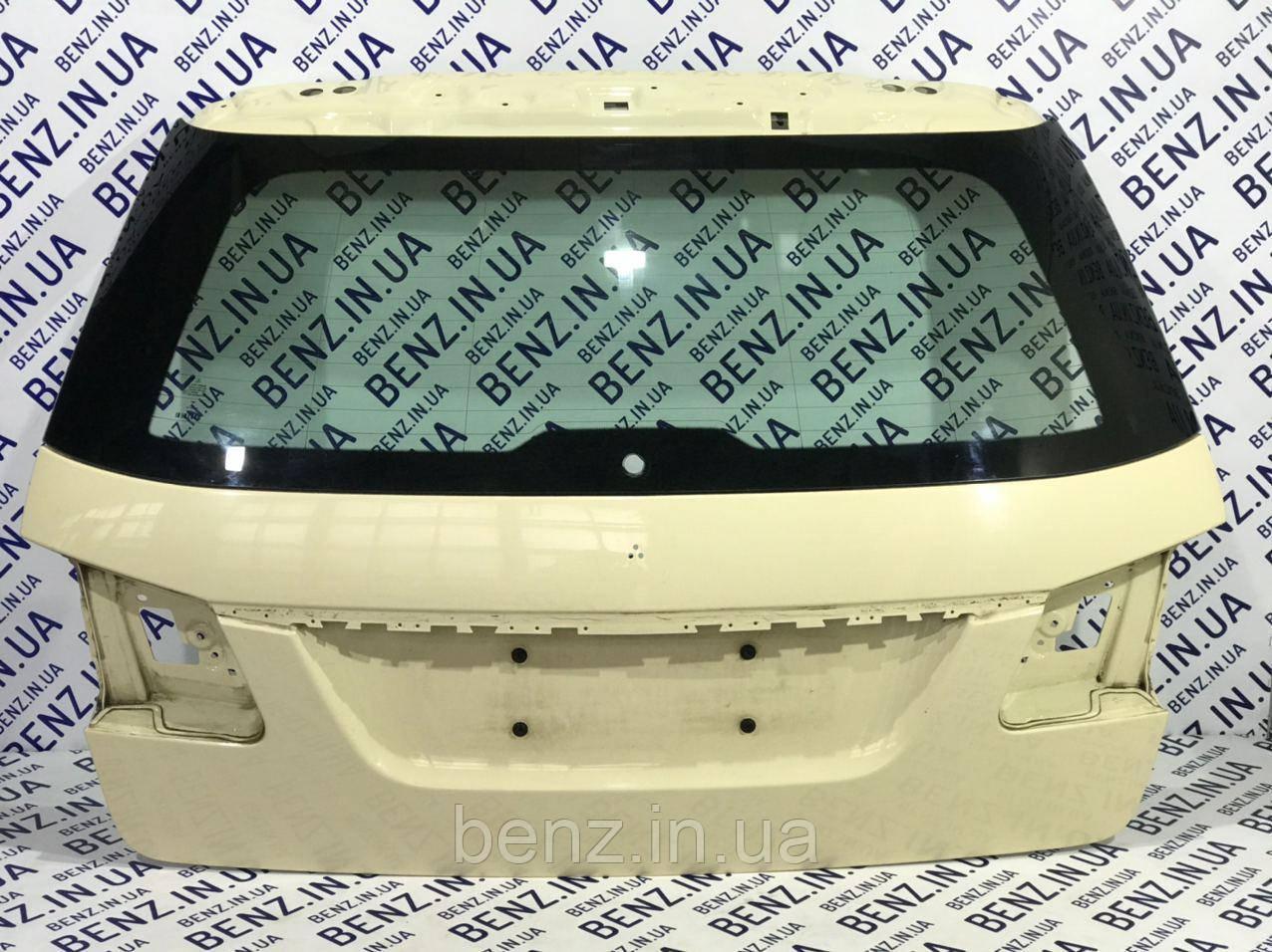 Крышка багажника со стеклом W212 рестайл универсал A2127400105 / A2127420010