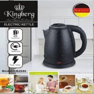 Чайник электрический Kingberg 2 л, черный