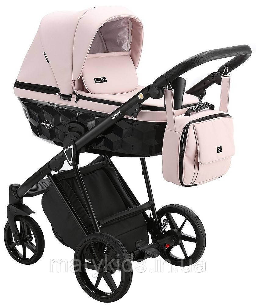 Детская универсальная коляска 2 в 1 Adamex Paolo SA-15