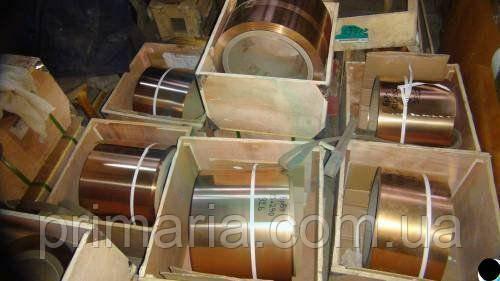 БрБ2 лента – 0,6х280мм, фото 2