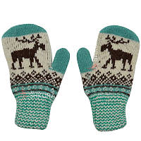 Дитячі рукавиці, 10-14 рік. 25