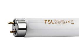 Лампа ультрафиолетовая в ловушки для насекомых FSL Actinic BL 10W T8 G13
