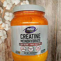 Now Foods Creatine Monohydrate 1 kg now sports , креатин моногидрат Нау, фото 1