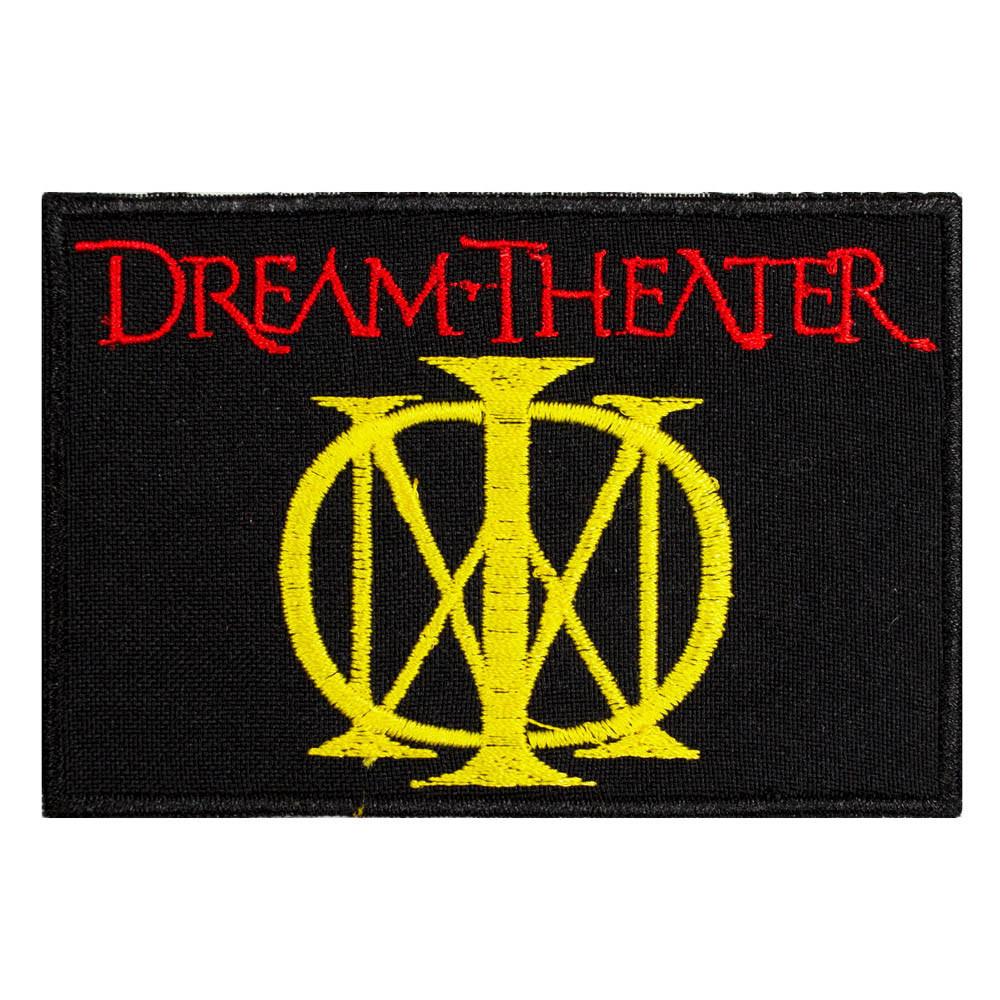 Нашивка с вышивкой DREAM THEATER