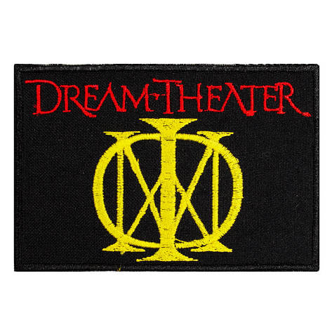 Нашивка с вышивкой DREAM THEATER, фото 2