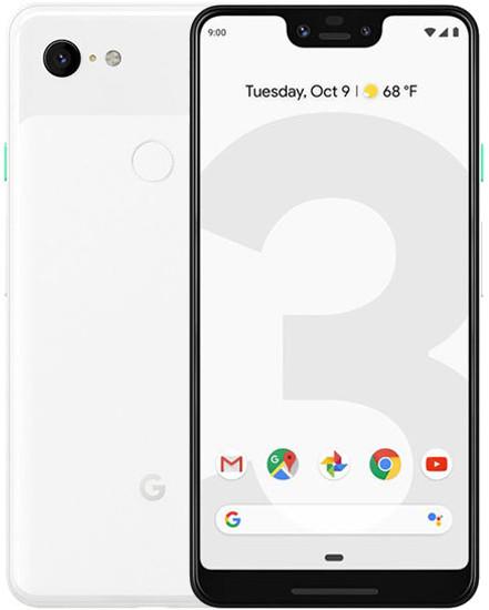 Смартфон Google Pixel 3 XL 4/128GB Clearly White