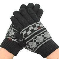 Мужские зимние перчатки Dazu 01