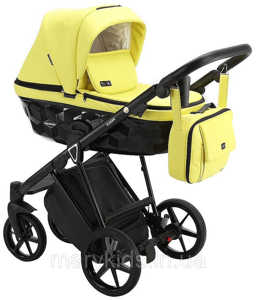 Дитяча універсальна коляска 2 в 1 Adamex Paolo SA-22