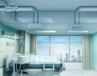 УФ облучатель для обеззараживания вентиляционных выбросов инфекционных больниц