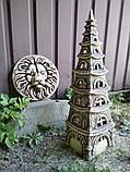 Керамика для сада. Скульптура Пагода, фото 3