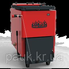 Шахтний котел 16 кВт Retra 6M Comfort R, котел Ретра твердопаливний