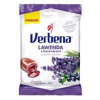 Леденцы Verbena Лаванда 60 g