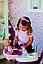 Большой игровой центр Smoby Toys Baby Nurse Прованс комната малыша с кухней, ванной, спальней и аксессуарами, фото 6