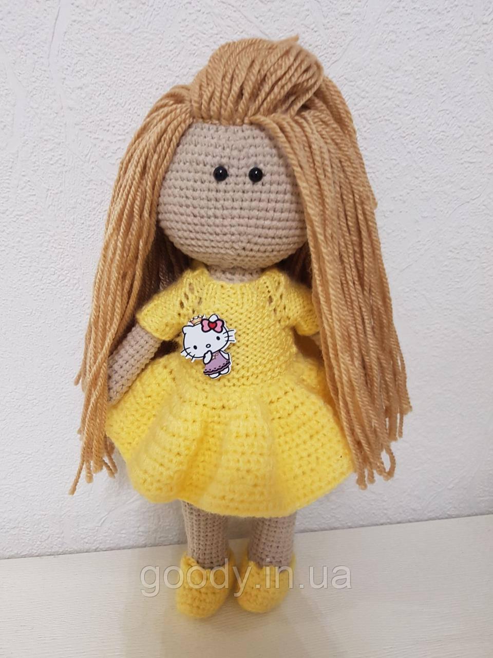 Лялька інтер'єрна (Тильда) 30 cm
