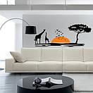 Наклейка на стіну Африканське сафарі, фото 3