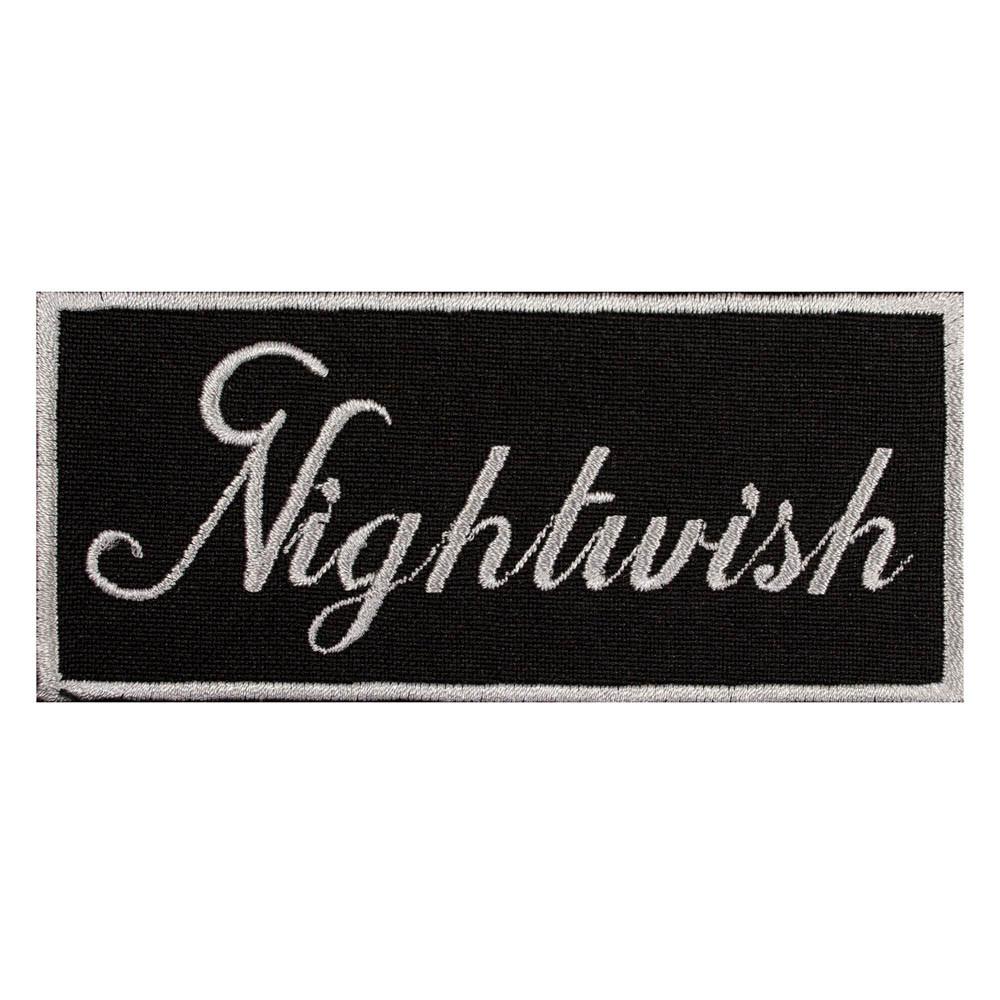 Нашивка с вышивкой NIGHTWISH 1 Logo
