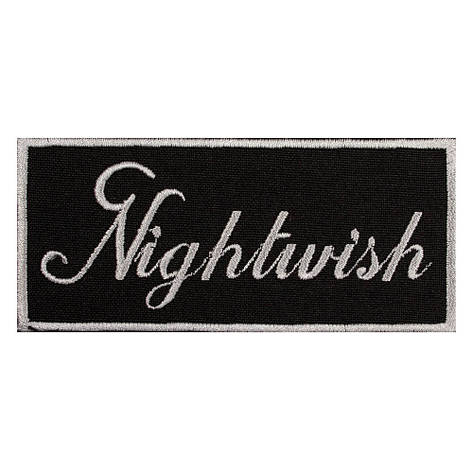 Нашивка с вышивкой NIGHTWISH 1 Logo, фото 2