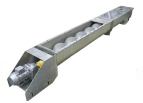 Винтовой шнековый конвейер Мельинвест БКШ-160