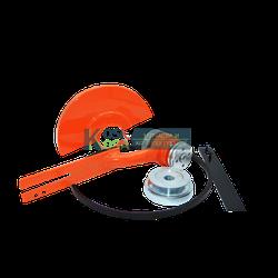 Насадка болгарка на бензопилу GL 45/52 (оранжевая) ( 180мм)