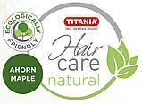 Щітка для волосся масажна овальної форми з клена комбінована з натуральною щетиною Titania арт.2862, фото 7