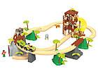 """Дерев'яна залізниця   """"Джунглі"""" PlayTive Junior 3,7м 47 ел, фото 3"""