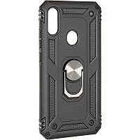 Чехол противоударный Honor Hard Defence для Xiaomi Redmi Note 7 Black