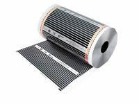 Плівкові теплі підлоги - альтернативне опалення майбутнього!