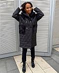 """Жіноче пальто """"Вернік"""" від Стильномодно, фото 2"""