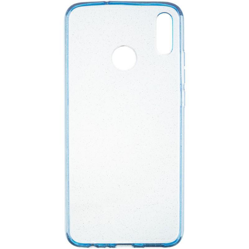 Чехол силиконовый Remax Glossy Shine для Samsung Galaxy A30s A307 Blue