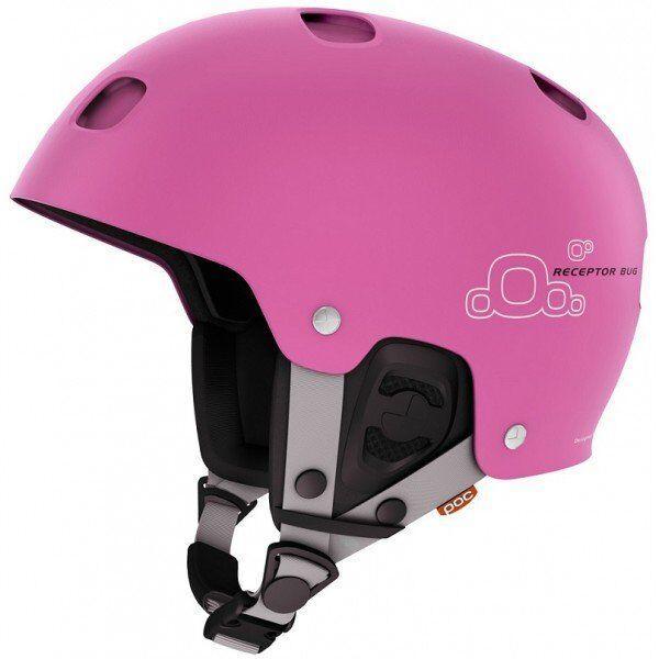 Шолом гірськолижний POC Receptor Bug XL 59-60 см Actinium Pink
