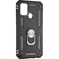 Чехол противоударный Hard Defence для Samsung Galaxy M31 M315 Black