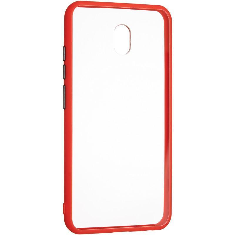 Чехол Gelius Bumper для Xiaomi Redmi 8a Red