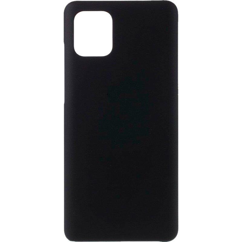 Чехол Soft Matte для Huawei Y5P Black
