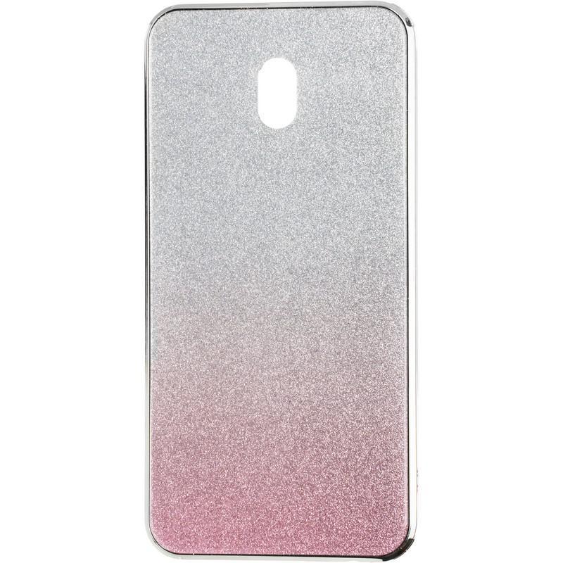 Чехол Swarovski для Xiaomi Redmi 8a Pink