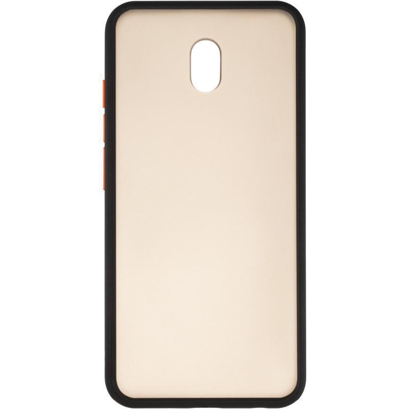 Чехол Gelius Bumper Mat для Xiaomi Redmi 8a Black