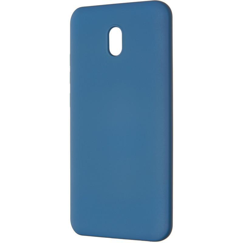 Чехол Full Soft для Xiaomi Redmi 8a Blue