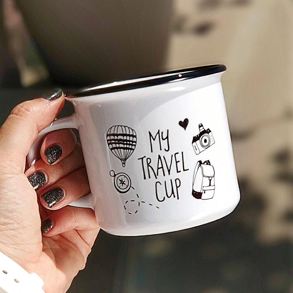 Кружка Camper, My travel cup (KRC_EX006)