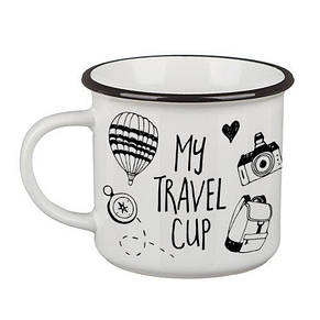 Кружка Camper, My travel cup (KRC_EX006), фото 2