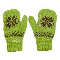 Дитячі рукавиці, 4-7 року. 20