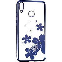 Чехол Beckberg Breathe для Samsung Galaxy A51 A515 Flowers
