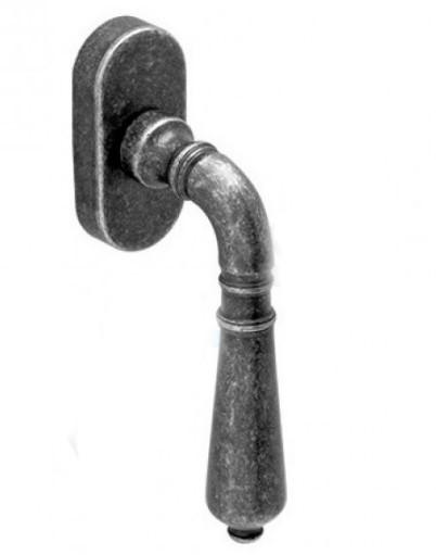 Ручка оконная Fadex Antik 130D K античное железо  (Италия)