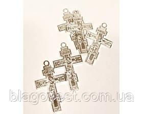 Крест 8-конечный средний №72 (0.025)