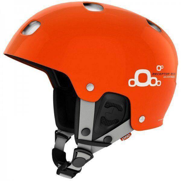 Шолом гірськолижний POC Receptor Bug Adjustable 2.0 XL/XXL 59-62 см Iron Orange, фото 2