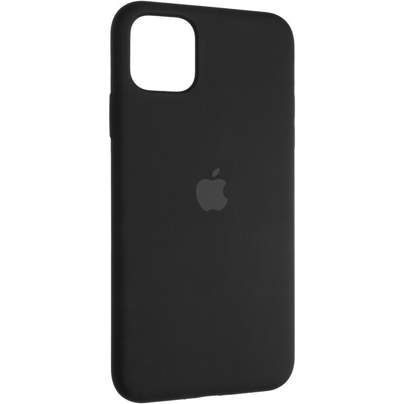 Чехол Original Full Soft для iPhone 6 Plus Black