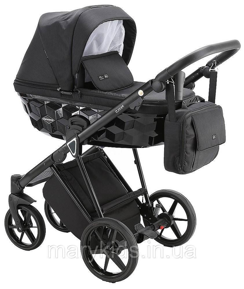 Дитяча універсальна коляска 2 в 1 Adamex Paolo TK-13