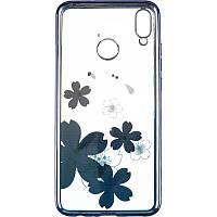 Чехол Beckberg Breathe для Samsung Galaxy A20s A207 Flowers