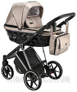 Детская универсальная коляска 2 в 1 Adamex Paolo SM-515