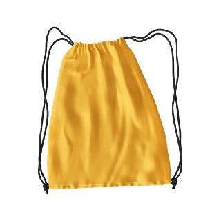 Рюкзак для змінного взуття під друк колір ПОМАРАНЧЕВИЙ