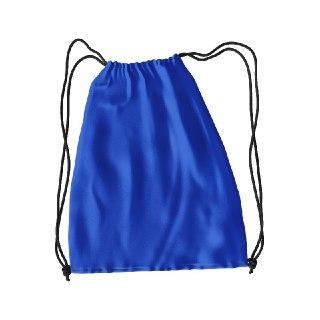 Рюкзак для сменной обуви под печать цвет СИНИЙ